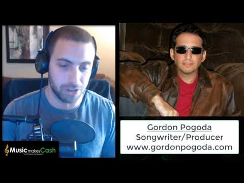 Gordon Pogoda - Successful TV/Film Songwriter & Producer