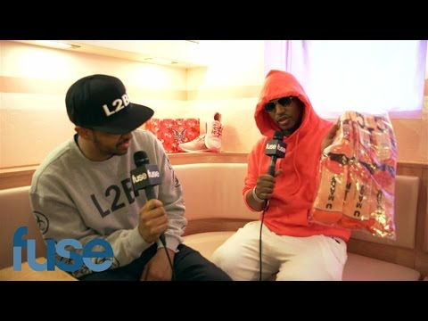 Cam'ron Unveils The All-Pink Fleebok 2 | Sole Searching
