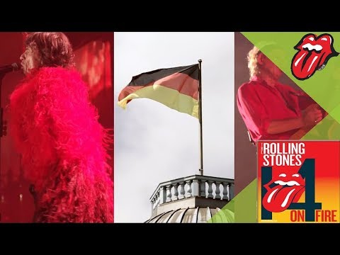 The Rolling Stones - 14 ON FIRE in Germany - Berlin & Düsseldorf