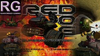 Red Dog: Superior Firepower - Sega Dreamcast - Mission 1 and Challenge 1 Gameplay [HD 1080p]