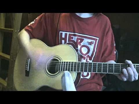 Let's Play - The Guitar: Thinking About You - Radiohead (Instrumental)
