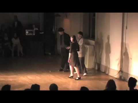 Toronto Lindy Hop Homegrown Cabaret 2008 - Parker & Seville