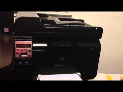 hp laserjet 100 color mfp m175nw review - Laserjet 100 Color Mfp M175nw