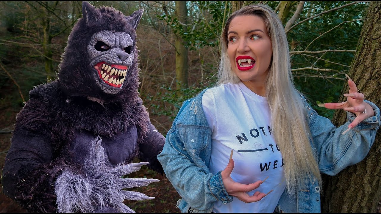 Chased By The Ultimate Werewolf The Return!!
