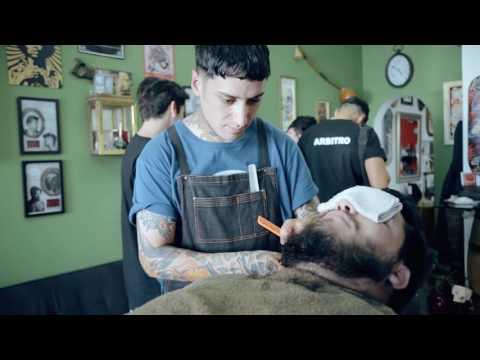 La moda de la barba revivió a las barberías