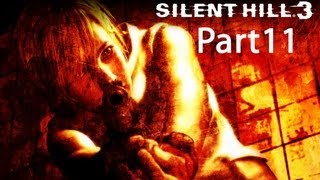 Silent Hill 3 walkthrough part 11 - Into the darkside of the hospital