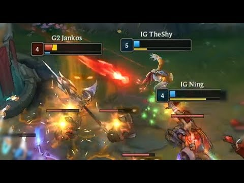 Here&39;s Why We Watch Competitive Play in League of Legends  Funny LoL Series 593