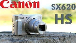 Canon Powershot SX620 HS: fotocamera compatta migliore sul mercato per rapporto qualità prezzo