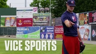 Lucas Giolito's Million Dollar Arm Trying to Make the Majors
