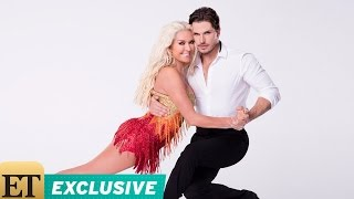 EXCLUSIVE: Erika Jayne and Gleb Savchenko Promise to 'Bring Sexy Back' to 'DWTS'