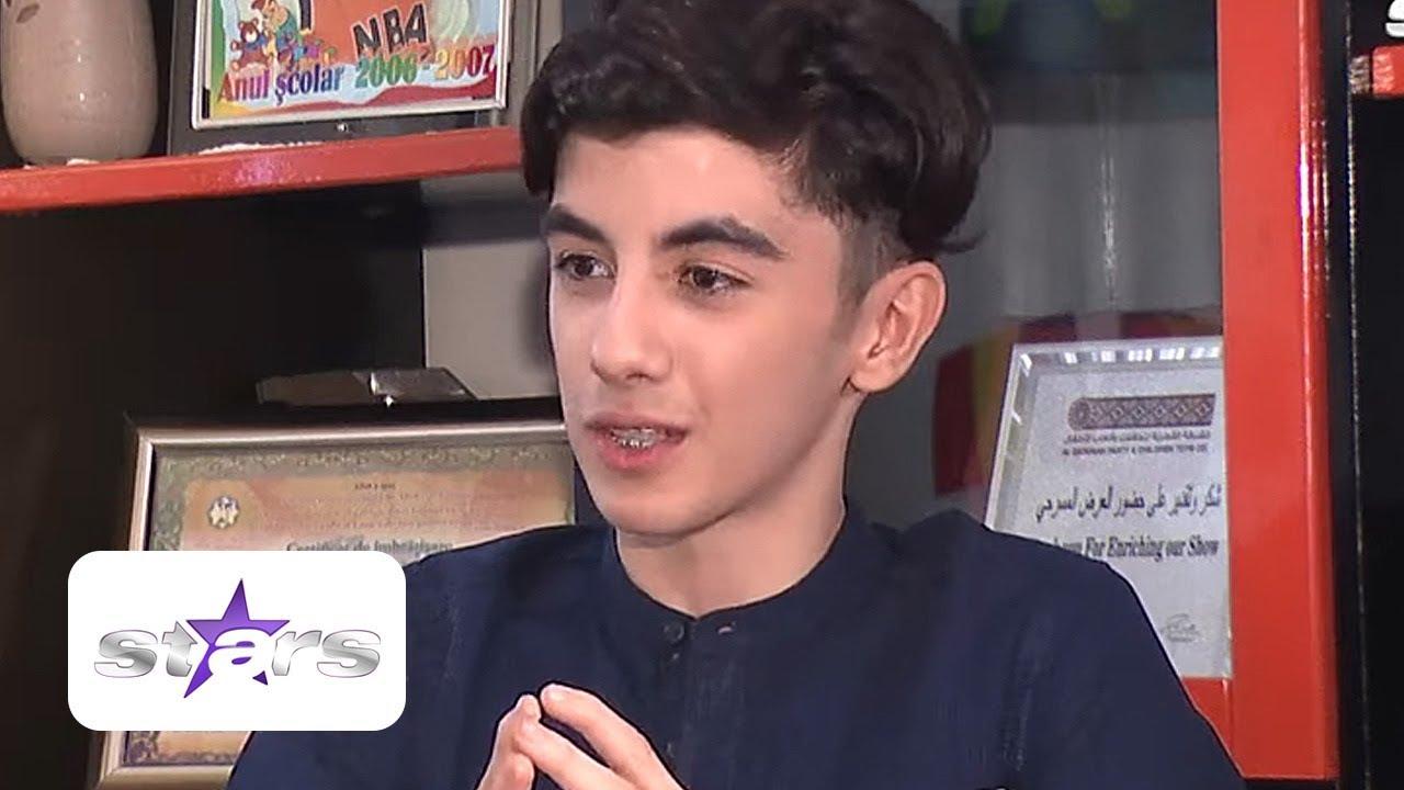 Omar Arnaout, primul câștigător Next Star, a salvat o pisică