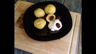 Ленивые вареники с вишней: рецепт от Foodman.club