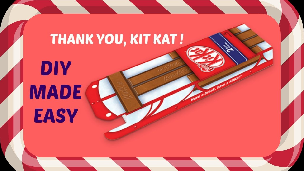 Download GIANT KIT KAT CANDY BAR