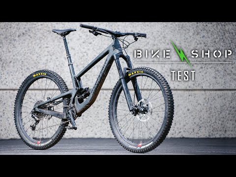 Bike Test: Santa Cruz Megatower - The Big Day Brawler