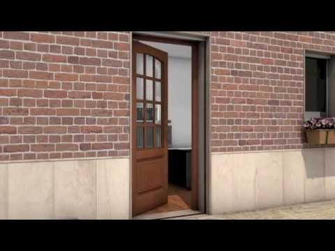mosquiteras para puertas plisadas instalacion youtube