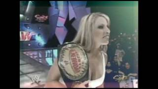 Trish Stratus - Spit In Your Face