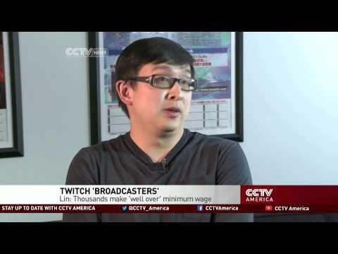 Kevin Lin on the sudden rise of Twitch