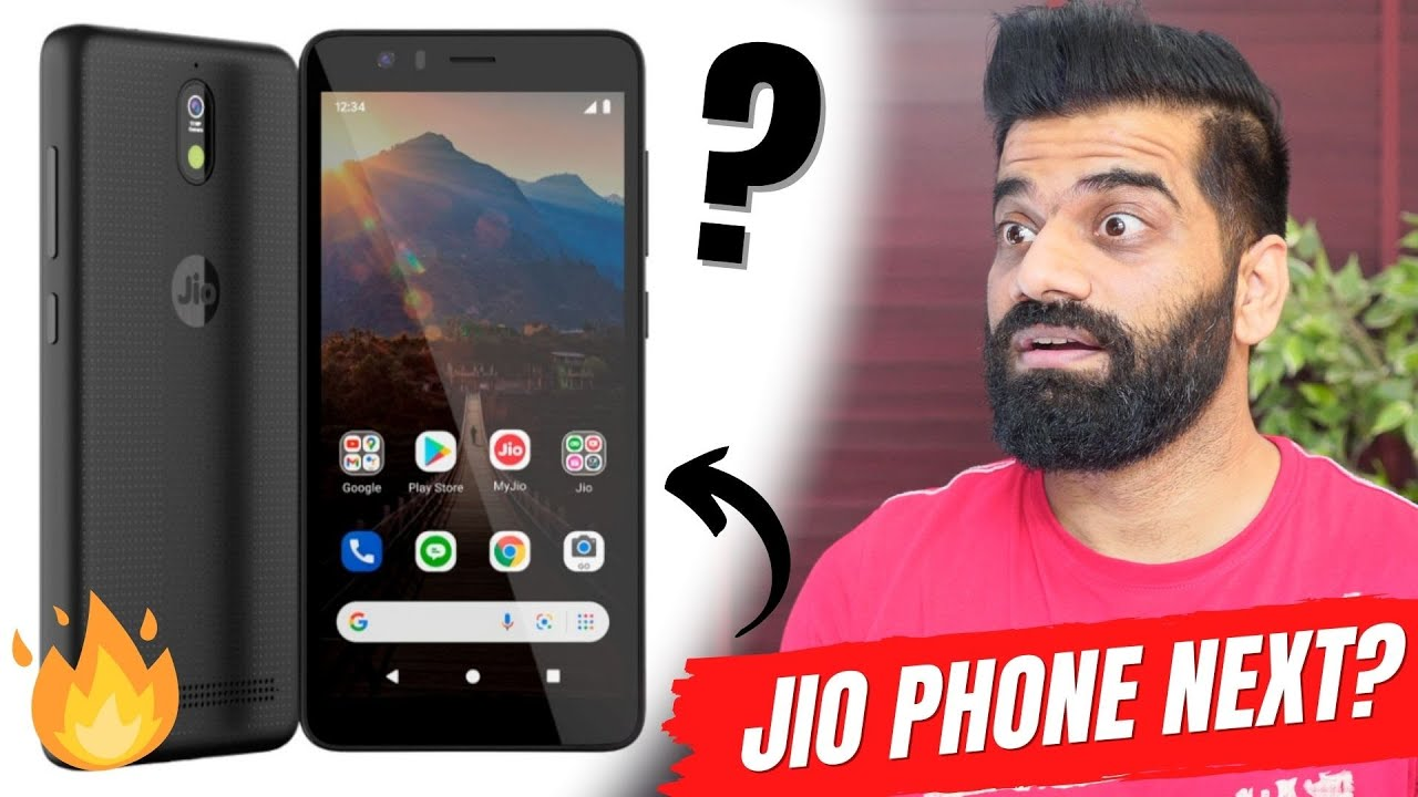 JioPhone NEXT Is Here | World's Most Affordable Smartphone🔥🔥🔥