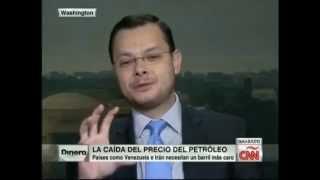Juan Carlos Hidalgo comenta las principales noticias económicas del 2014 en CNN Dinero