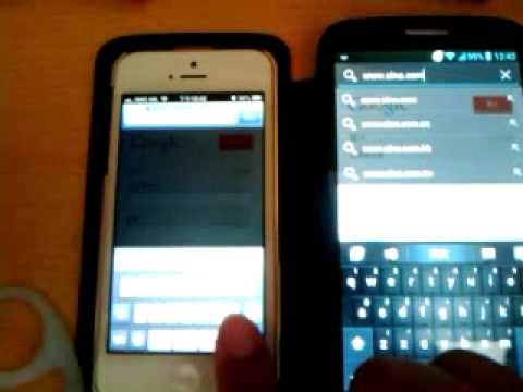 zp900與iphone5的上網速度比較2