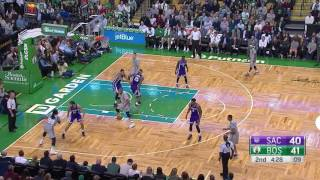 Al Horford 26 PTS, 8 REB, 3 AST Celtics vs Kings 12/2/2016