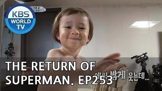 Download Video The Return of Superman | 슈퍼맨이 돌아왔다 - Ep.253: The Reason Why Life is Worth Living[ENG/IND/2018.12.02] MP3 3GP MP4