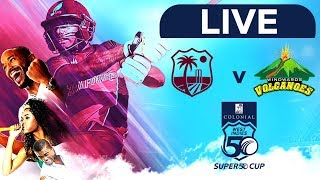 🔴LIVE West Indies Emerging Players vs Windward Islands | Colonial Medical Insurance Super50 Cup