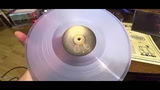 Фото Макс Фадеев – Ножницы 1997/2016 Triumph 2001/2019 Пластинки, Vinyl, LP, Limited/обзор/распаковка