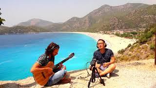 Emin KARADAYI - YANIMDA KAL (Harun Kolçak - Akustik Cover)