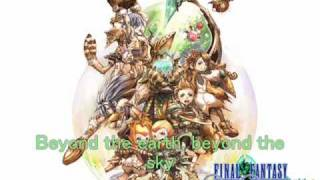 Final Fantasy Crystal Chronicles-Morning Sky (w/lyrics)