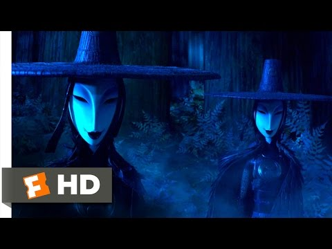 Kubo and the Two Strings 2016  The Sinister Sisters  2/10  Movies