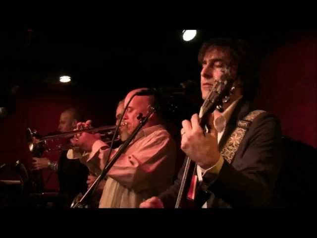 Chris Bergson Band - When I Paint My Masterpiece - Jazz Standard NYC 7-10-12