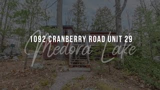 1092 Cranberry Road #29, Medora Lake, Bala