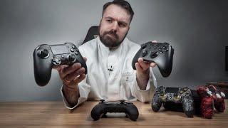 Beste unter 50€ Alternative zum PS4 Controller? Der günstige Nacon Asymmetric Controller