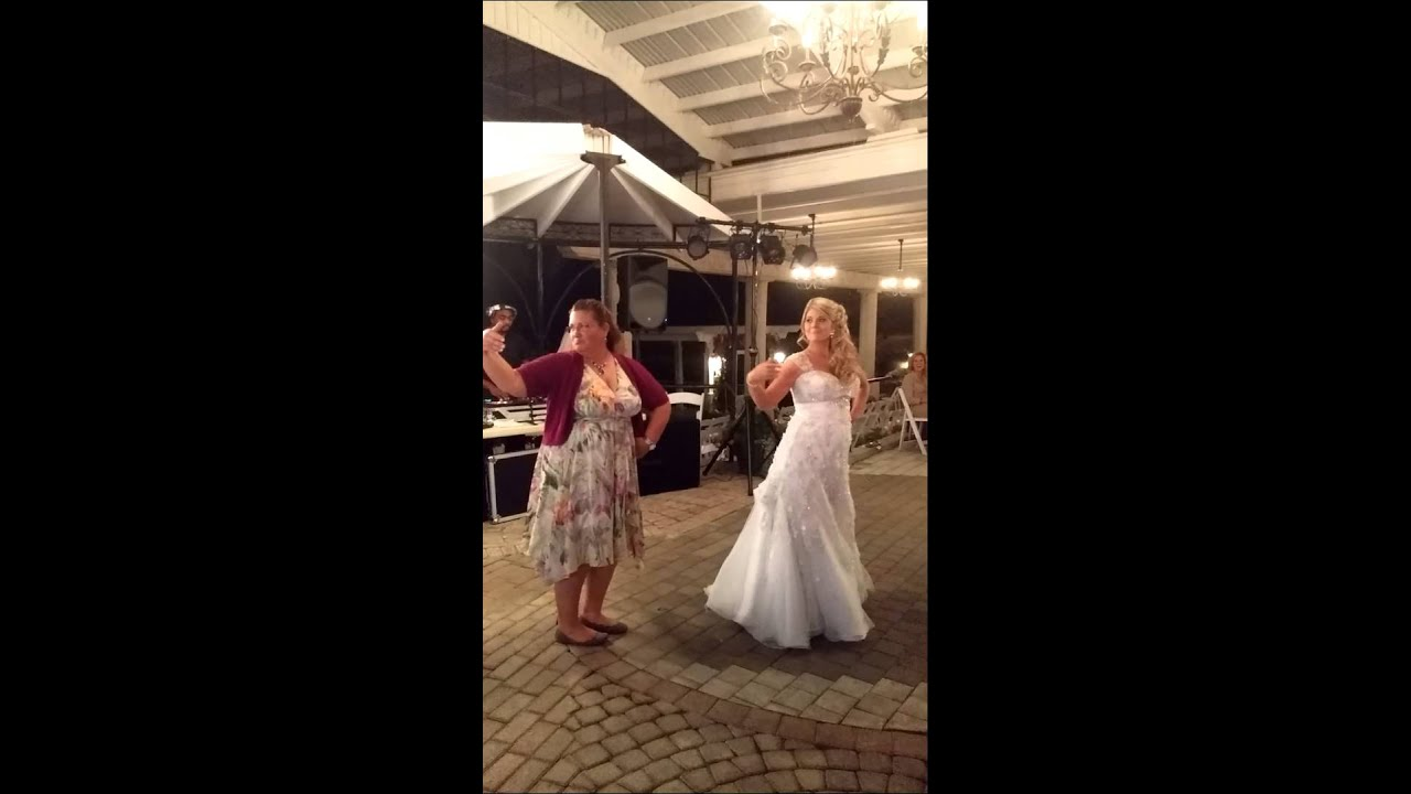 Mother Daughter Wedding Dance - All About That Bass Meghan -4187