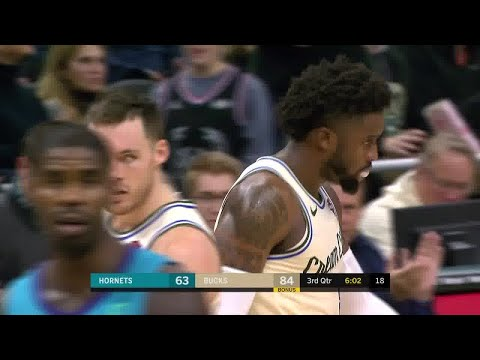 Marvin Williams Full Play Vs Milwaukee Bucks | 11/30/19 | Smart Highlights