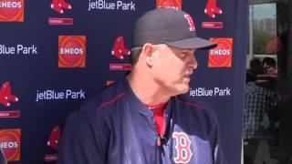 Red Sox manager John Farrell gets an extension