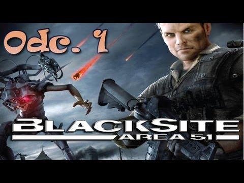 Zagrajmy w Black Site: Area 51 #1 Tyyyle błędów -[Gameplay PL / Let's Play PL]