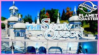 The Snow Queen! Planet Coaster: Ride Spotlight 114