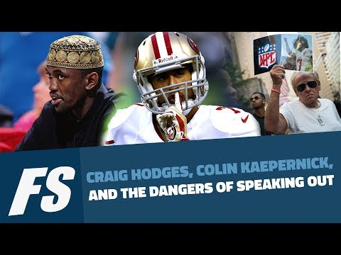 Craig Hodges, Colin Kaepernick, And The Dangers Of Speaking Out