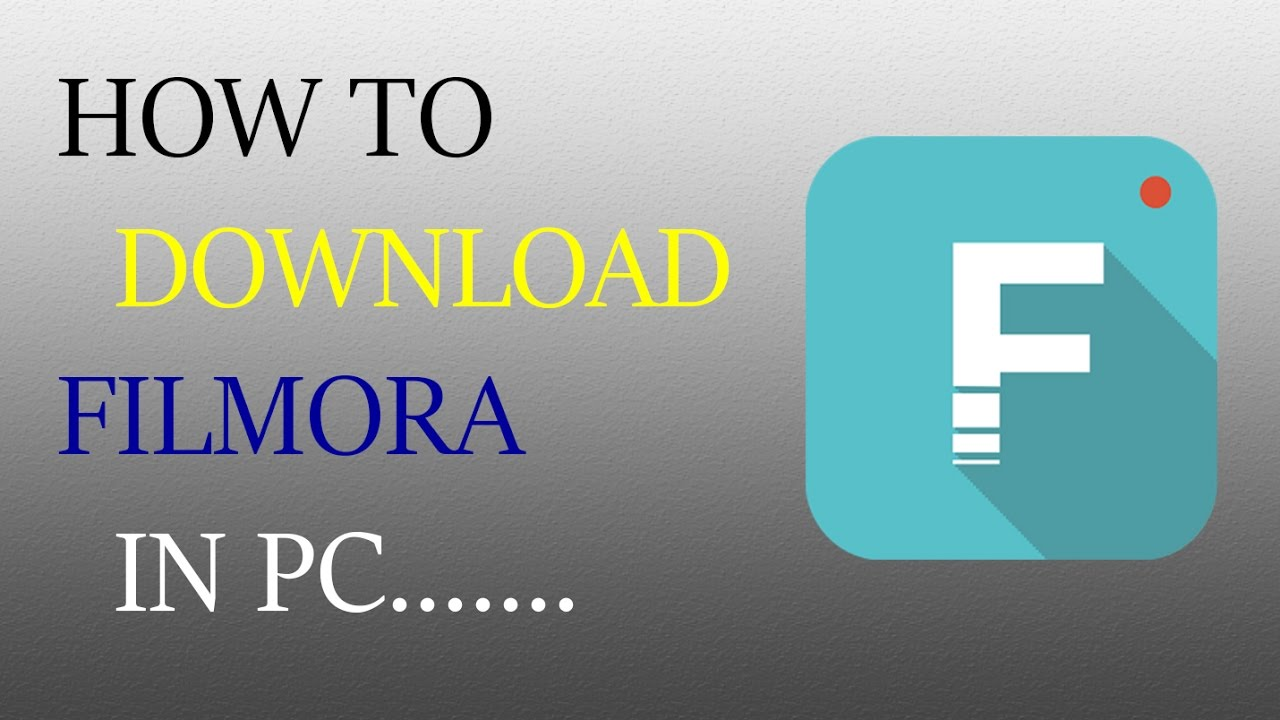How to download filmora go app in pc full version for all windows 100% working ( EASIEST METHOD