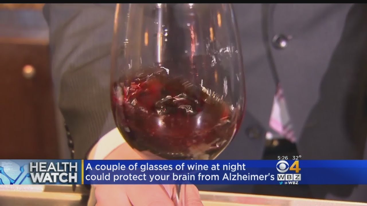 HealthWatch: Cell Phones Unlikely To Cause Cancer; Wine Protects Brain From Alzheimer's