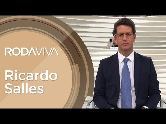 Roda Viva | Ricardo Salles | 11/02/2019