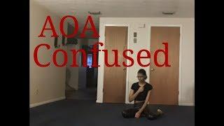 AOA 에이오에이- Confused 흔들려 Valentine's Cover 댄스 커버