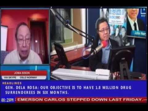 Ep. 05 INQ&A - CPP founder Joma Sison - August 23, 2016