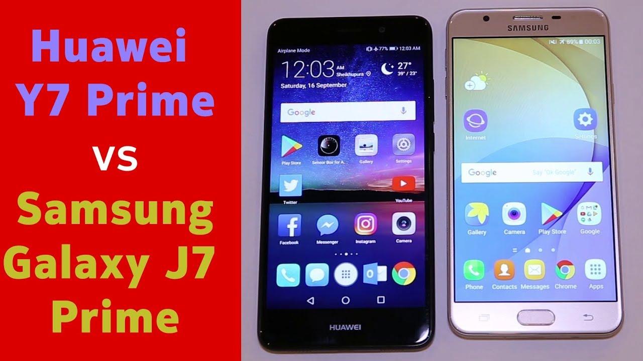 Samsung Galaxy Y7