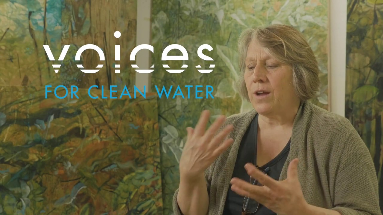 Voices for Clean Water - Cami Davis (Artist, UVM Professor)