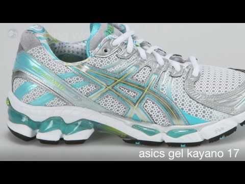 Asics womens Gel Kayano 17 YouTube