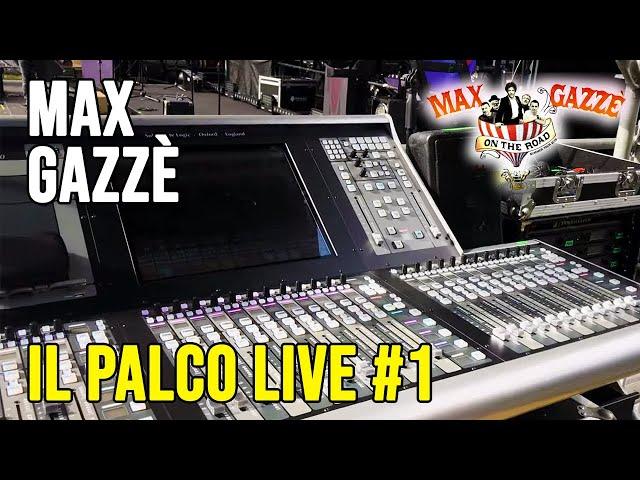Una visita sul palco di Max Gazzé - Puntata #1