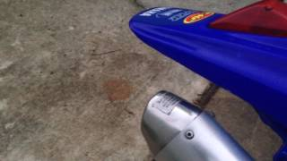 FIXED* Yamaha TTR 225 off idle bog  Now with more video! - AR15 COM